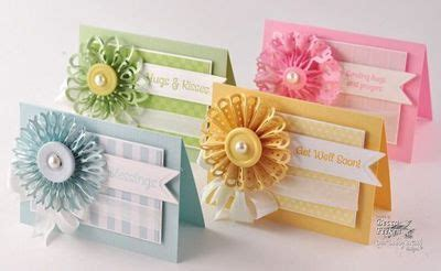 pretty  cards   border punches