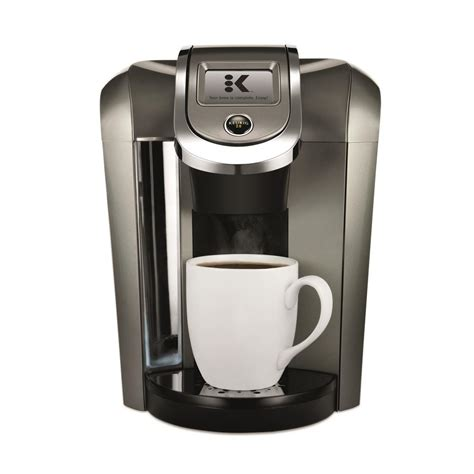 We discovered the keurig coffee maker several years ago, quite by accident. Keurig Single Serve Coffee Maker-5000068967 - The Home Depot