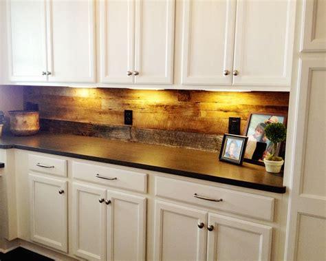 barn wood backsplash  walk  pantry wood kitchen