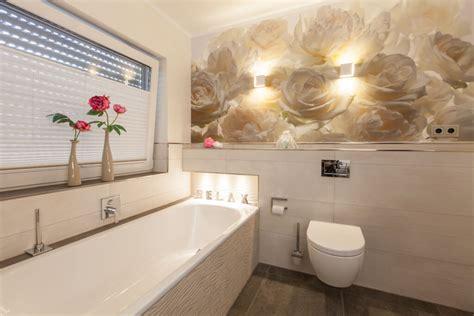 Tapeten Fürs Badezimmer by Tapete Im Badezimmer Ihr Partner F 252 R Badezimmer