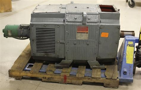 200 Hp Electric Motor by Used Reliance Electric Rpm Dc Motor 200 Hp 1150 2000