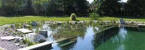 prix d39une piscine naturelle cout de construction With cout d une piscine naturelle