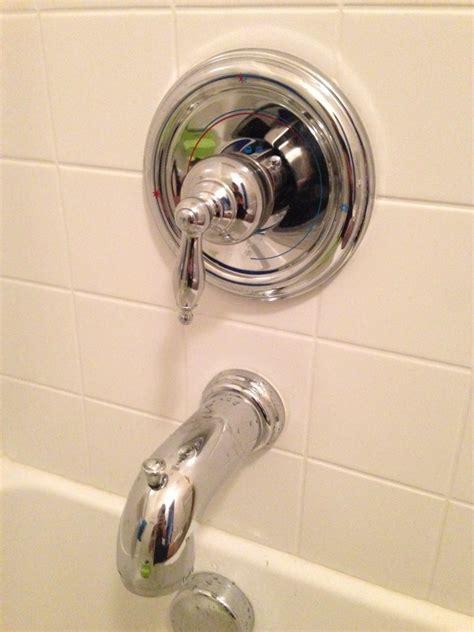 Broken Bathtub Faucet Handle