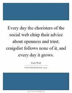 Choristers Quot... Chirp Quotes