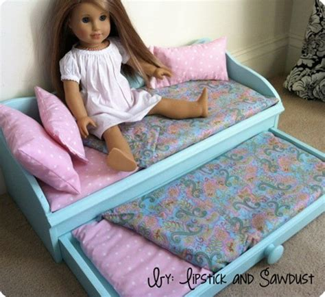 american doll trundle bed woodwork american doll daybed plans pdf plans