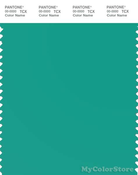 Pantone Smart 165421 Tcx Color Swatch Card  Pantone Sea