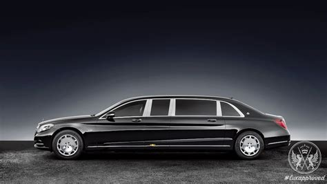 luxury mercedes maybach your luxury is protected mercedes maybach pullman guard