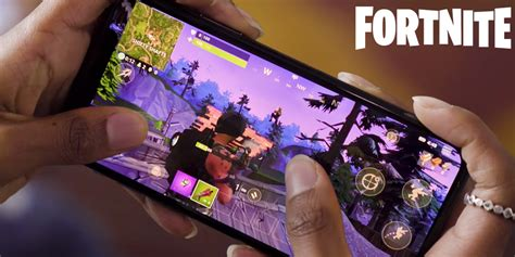 play fortnite mobile   fps