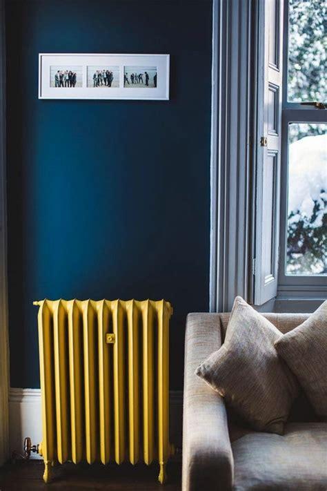 quel mur peindre en couleur dans une chambre on met l 39 accent sur la couleur de peinture pour salon