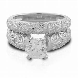 antique wedding rings for women rikofcom With vintage wedding ring sets for sale