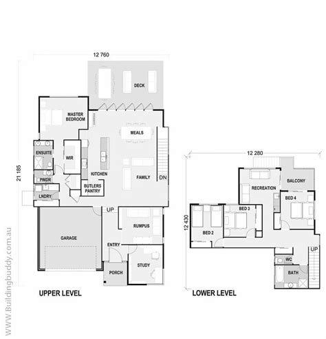 sloping lot house plans 17 best images about house plans on house