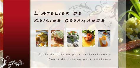l atelier de cuisine gourmande l 39 atelier de cuisine gourmande présentation