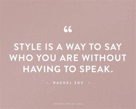 fashion quotes ideas  pinterest