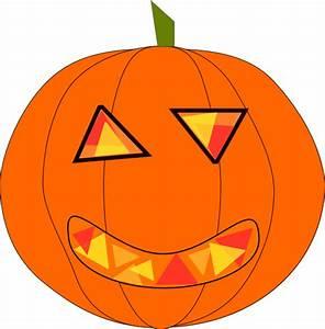 Happy Halloween Pumpkin Clipart | Clipart Panda - Free ...
