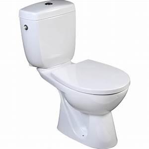 Stand Wc Mit Spülkasten Spülrandlos : stand wc set wei abgang innen senkrecht kaufen bei obi ~ Frokenaadalensverden.com Haus und Dekorationen