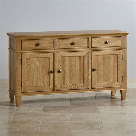 Oak Furniture Sideboard by Classic Large Sideboard In Solid Oak By Oak
