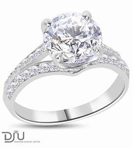 best of 2 karat engagement rings With 2 karat wedding ring