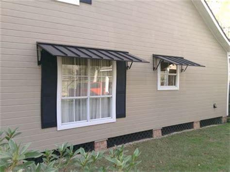 paint aluminum awnings black metal awning house awnings metal awnings  windows