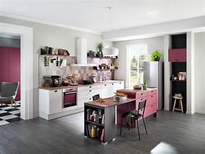 51, Inspirational, Pink, Kitchens, With, Tips, U0026, Accessories, To, Help, You, Design, Yours