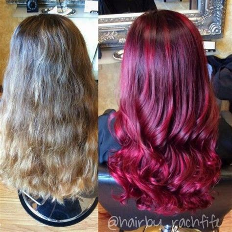 obsessed      hair transformation