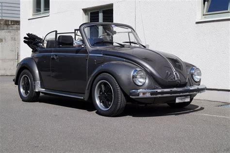 Beetle Cabrio Ohne Garage by Vw K 228 Fer Cabrio Mit Neuer Lackierung Und Neuen Alufelgen