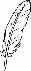 Dessin De Plume Facile : coloriage plume imprimer ~ Melissatoandfro.com Idées de Décoration