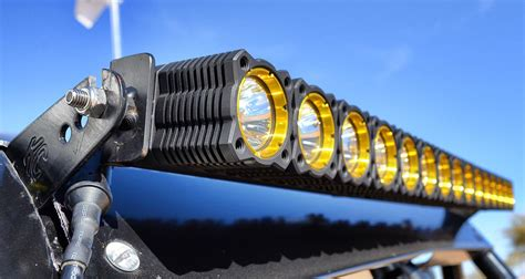kc led light bar kc hilites flex led light bar free s h and price match