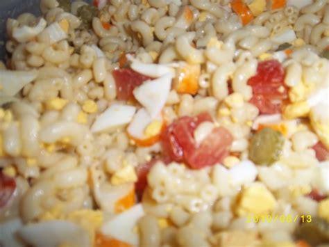 salade de pates froide au surimi salade de pate au surimi les d 233 lices d ellena