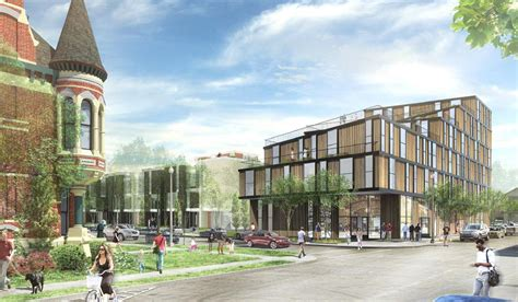 detroits  residential developments mapped curbed