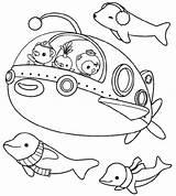 Octonauts Coloring Characters Activity Bestappsforkids Kid Stumble Tweet sketch template