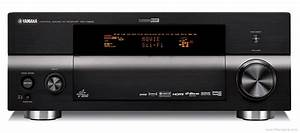 Yamaha Rx-v3800 - Manual - Audio Video Receiver
