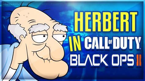 Herbert The Pervert Meme - herbert the pervert plays black ops 2 w friends bo2 voice trolling quot family guy quot youtube