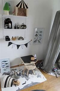 Kinderzimmer Weiß Grau : kinderzimmer grau und schwarz weiss ~ Sanjose-hotels-ca.com Haus und Dekorationen