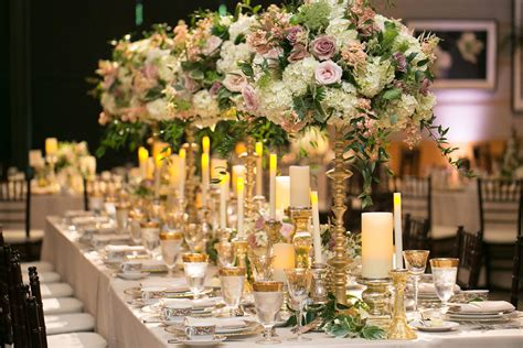Lavender White Green And Gold Wedding Archives