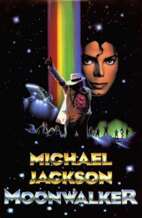 moonwalker michael jackson poster moonwalk 1988 movies oliver retro jacksons film pop nerdfollowing thoughts let below know trailer 80s