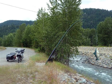 fishing redleg rides apparently montana guess known its
