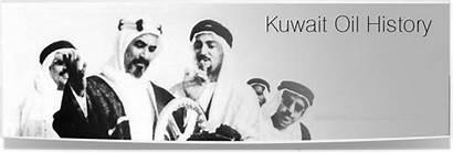 Kuwait Oil History Kpc