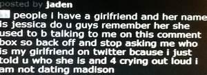 Real Jaden Or Poser If Real Then Jaden Has A Girlfriend