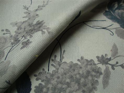 Meadows Grey Curtain Fabric-by Curtains N Fabx