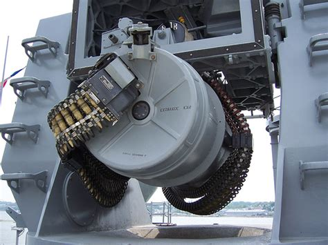 Mk 15 Phalanx Closein Weapons System (ciws)  A Photo On Flickriver