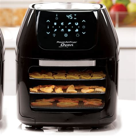 power fryer oven air dehydrator airfryer qt rotisserie xl cooking amazon features plus pro professional seen tv recipes fryers powerxl