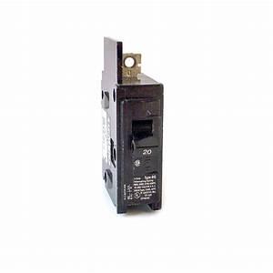 Siemens Circuit Breaker 20 Amp 1 Pole Bq18020