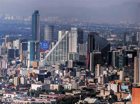 La Hermosa Ciudad De México, D. F.
