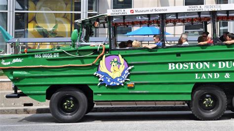 Duck Boat Boston Accident by New Safety Rules Approved After Fatal Duck Boat Accident