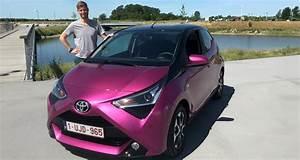 Essai Toyota Aygo : essai toyota aygo restyl e la cousine de la peugeot 108 se rebiffe ~ Medecine-chirurgie-esthetiques.com Avis de Voitures