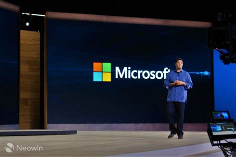Microsoft Makes Changes To Its Windows And Devices Group