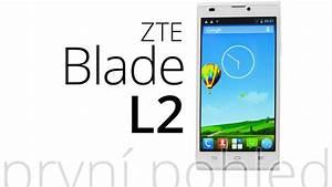 Zte Blade L2  Videopreview