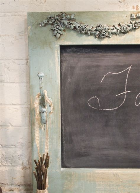 shabby chic chalkboard painted cottage chic shabby large chalkboard hd40 125 00 the painted cottage vintage