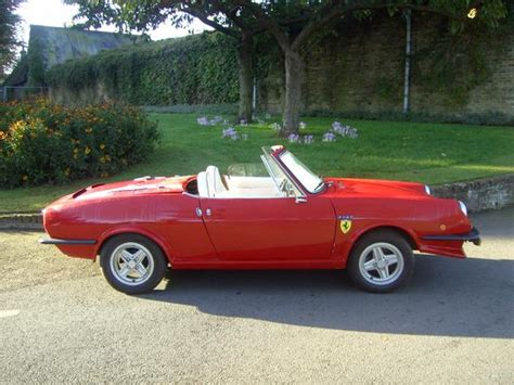 Fiat Spider Parts by Fiat Spider 1970 Vintage Motoring Parts And Accessories