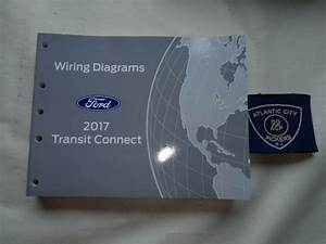 2017 Ford Transit Connect Wiring Diagram Service Manual